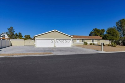 4336 Thicket Avenue, North Las Vegas, NV 89031 - #: 2059107