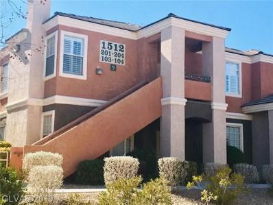 1512 Blackcombe Street, Las Vegas, NV 89128 - #: 2069762