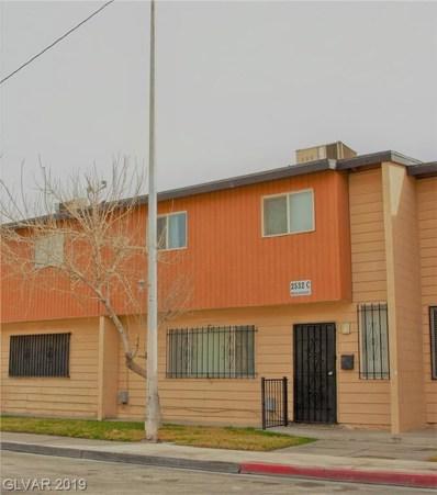 2532 Bulloch Street, Las Vegas, NV 89030 - #: 2075256