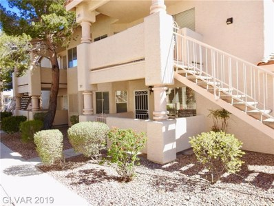 921 Boulder Mesa Drive UNIT 101, Las Vegas, NV 89128 - #: 2083589