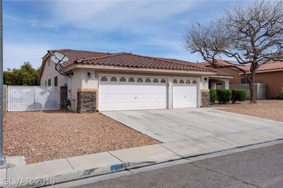 6352 Mahogany Peak Avenue, Las Vegas, NV 89110 - #: 2084102