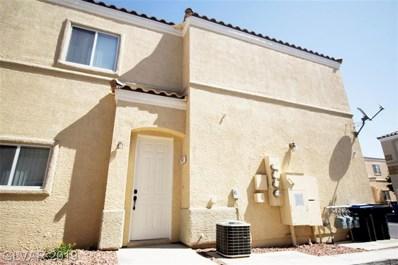 6313 Desert Leaf Street UNIT 201, North Las Vegas, NV 89081 - #: 2094516