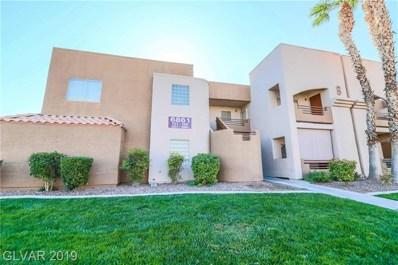 6861 Tamarus Street UNIT 202, Las Vegas, NV 89119 - #: 2116163