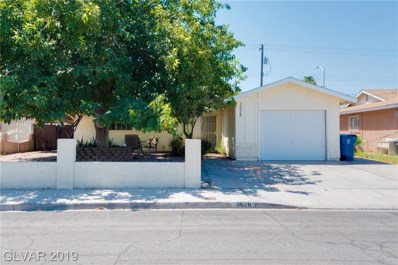 3628 Valley Forge Avenue, Las Vegas, NV 89110 - #: 2120396
