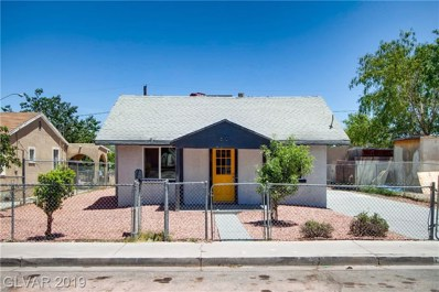 1810 Harvard Street, North Las Vegas, NV 89030 - #: 2121567