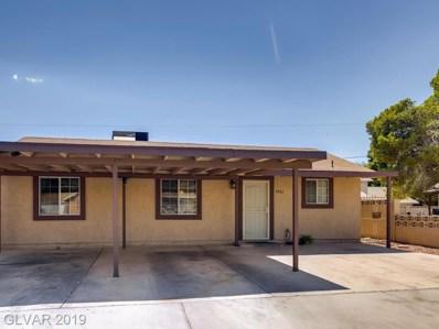 4961 Nevada Avenue, Las Vegas, NV 89104 - #: 2129665