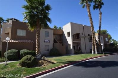 6863 Tamarus Street UNIT 104, Las Vegas, NV 89119 - #: 2143859