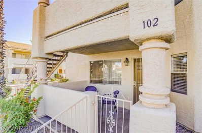 917 Boulder Mesa Drive UNIT 102, Las Vegas, NV 89128 - #: 2145836