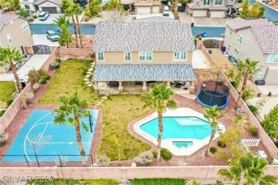 4016 Flaming Peak Court, Las Vegas, NV 89129 - #: 2166754