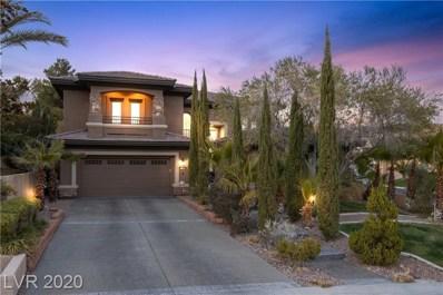 11388 Vernazza Court, Las Vegas, NV 89138 - #: 2175168
