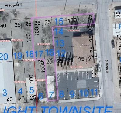 Surprise Street, Searchlight, NV 89046 - #: 2176036