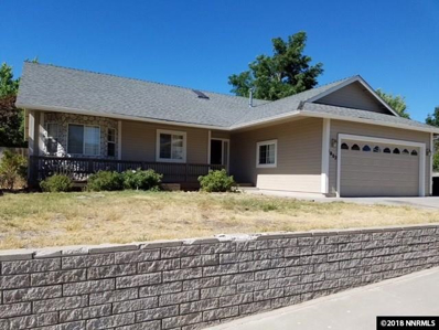 1002 Ridgeview Drive, Carson City, NV 89705 - #: 180004482