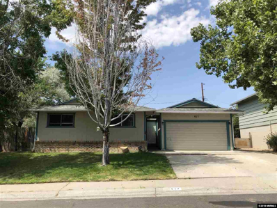 617 James Lane, Reno, NV 89503 - #: 180012338