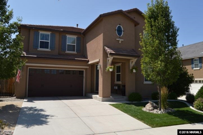 4921 High Pass Dr., Sparks, NV 89436 - #: 180012457