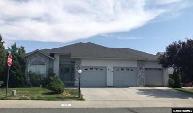 924 Ranchview Circle, Carson City, NV 89705 - #: 180012781