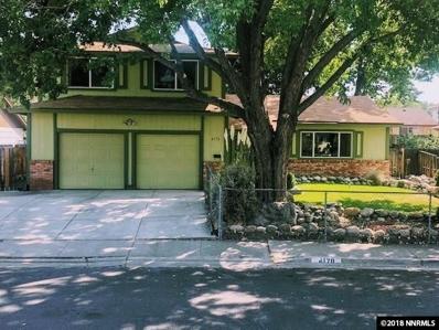 4170 Billy Dr, Reno, NV 89502 - #: 180013978