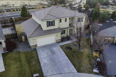 3671 Hawkings Court, Sparks, NV 89436 - #: 180017668