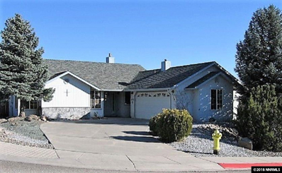 3573 Haystack Drive, Carson City, NV 89705 - #: 180017730