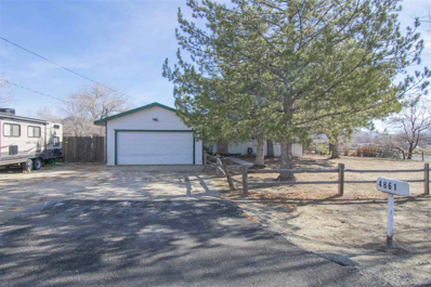 4861 Silver Sage Dr, Carson City, NV 89701 - #: 190001056