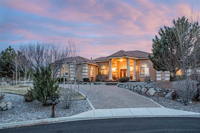 14501 Quail Rock Ct., Reno, NV 89511 - #: 190003785