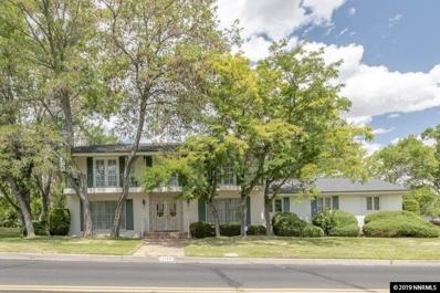 1195 Mount Rose Street, Reno, NV 89509 - #: 190012573