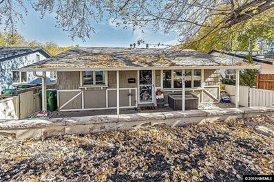 605 Thompson Street, Carson City, NV 89703 - #: 190016248