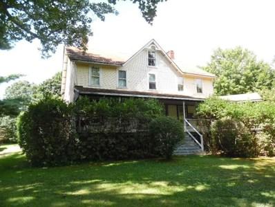 812 Bloomingburg Road, Wallkill, NY 12721 - #: H6065900