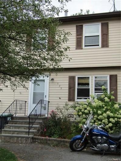 535 Saracino Drive, Montgomery, NY 12543 - #: H6066456