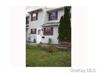 528 Saracino Drive, Montgomery, NY 12543 - #: H6114794