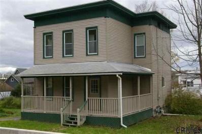 6 First St, Canajoharie, NY 13317 - #: 201223947