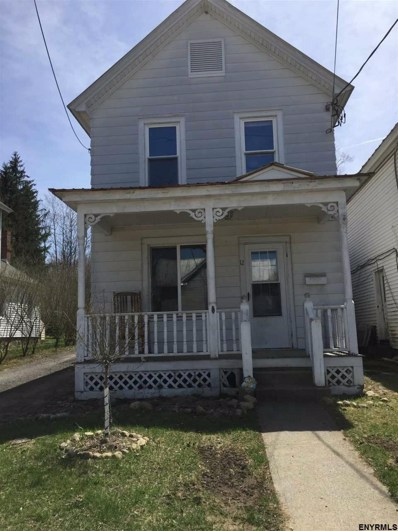 12 Sherman Av, Corinth, NY 12822 - #: 201818926
