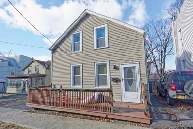 827 2ND St, Rensselaer, NY 12144 - #: 201834495