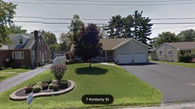 7 Kimberly St, Colonie Village, NY 12205 - #: 201933910