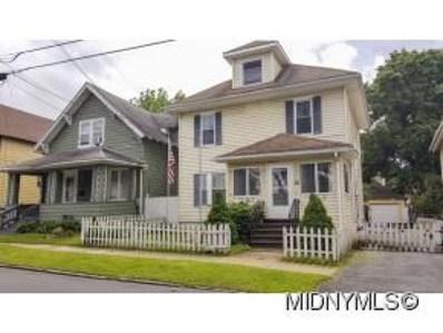 38 Auburn Ave, Utica, NY 13501 - #: 1802156