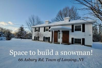 66 Asbury Road, Lansing, NY 14882 - #: 316756