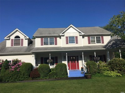 8 Shannon Ct, Center Moriches, NY 11934 - #: 3020415