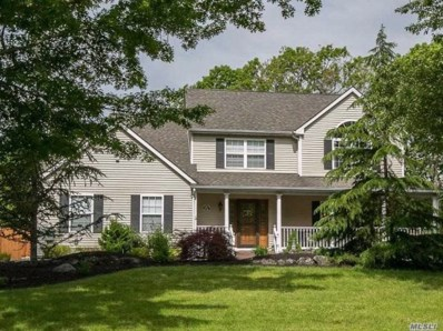 4 Shannon Ct, Center Moriches, NY 11934 - #: 3031935