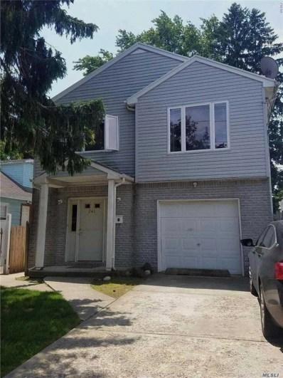241 Rhodes Ave, Hempstead, NY 11550 - #: 3038539