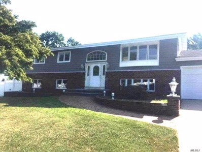 19 Brookwood Dr, Wheatley Heights, NY 11798 - #: 3064661