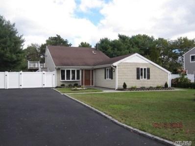 22 Meadow Ave, Medford, NY 11763 - #: 3065210