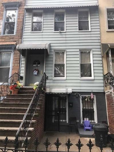 605 Van Buren St, Brooklyn, NY 11221 - #: 3065846