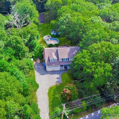 511 Wading River Rd, Manorville, NY 11949 - #: 3068898