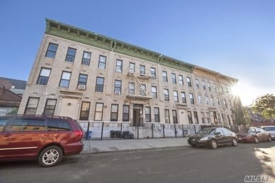 246 Sumpter St UNIT 1A, Brooklyn, NY 11233 - #: 3077055