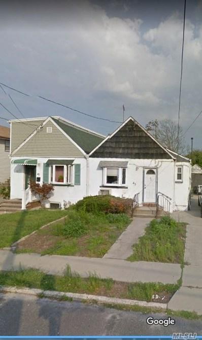 45 Nassau Ln, Island Park, NY 11558 - #: 3080453