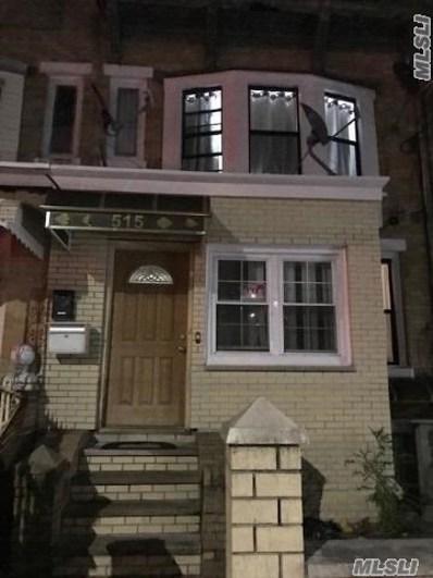 515 Eldert Ln, Brooklyn, NY 11208 - #: 3082848