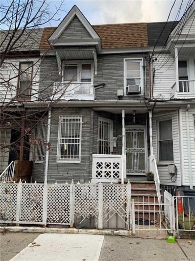 923 Belmont Ave, Brooklyn, NY 11208 - #: 3083991