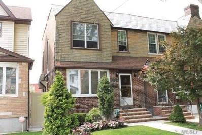 66-12 77th Pl, Middle Village, NY 11379 - #: 3161486