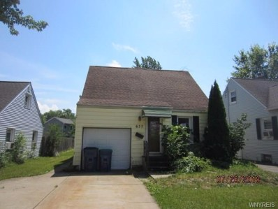 637 Emerson Drive, Amherst, NY 14226 - #: B1136908