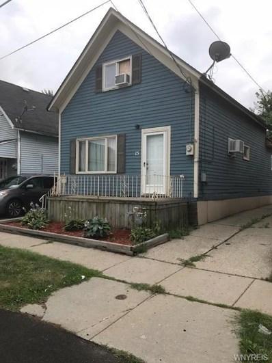 15 Dempster Street, Buffalo, NY 14206 - #: B1139848