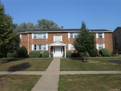 59 Old Lyme Drive UNIT 4, Amherst, NY 14221 - #: B1140360